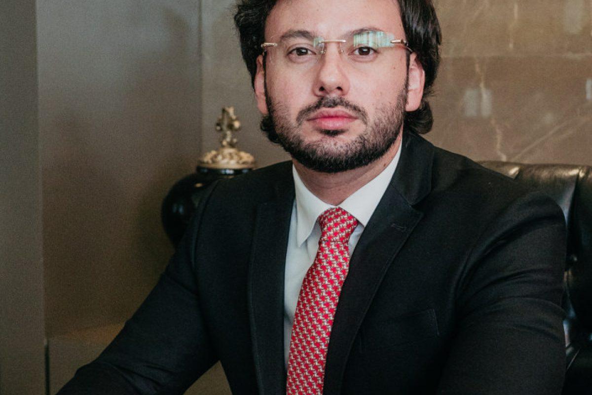 Advogado Vinícius Segatto