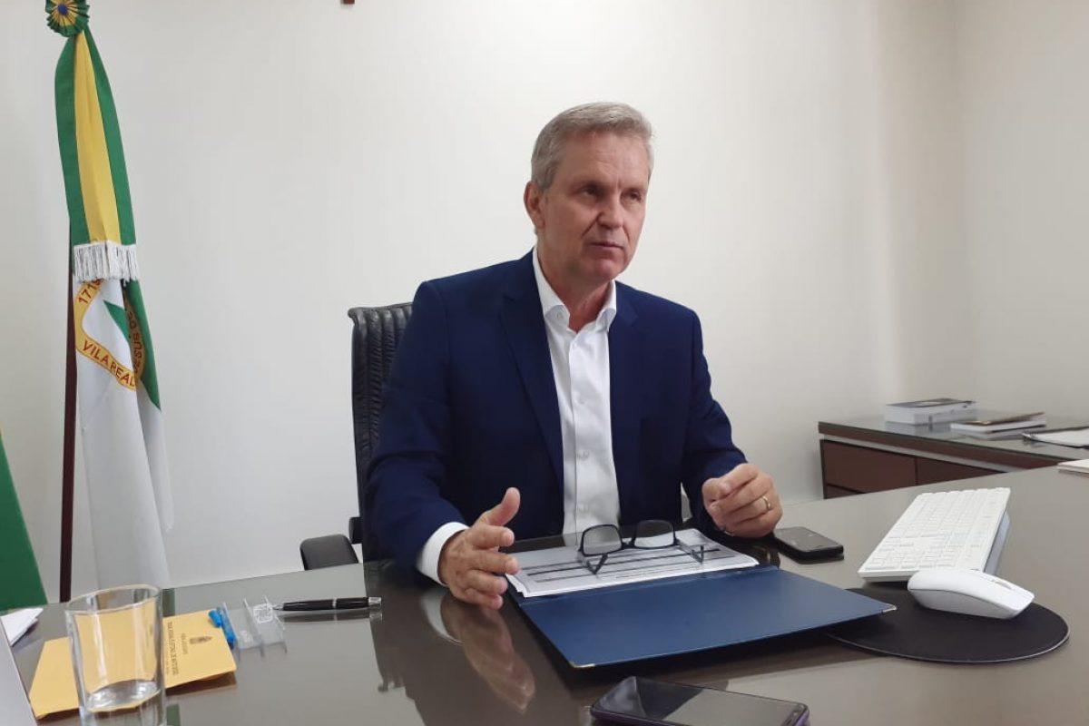 Pres. do TRE-MT, Gilberto Giraldelli