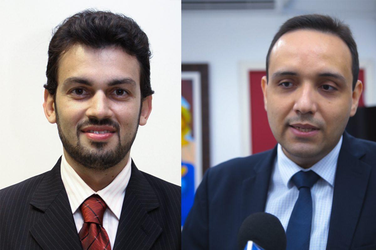 Tiago Abreu e Gerardo Humberto